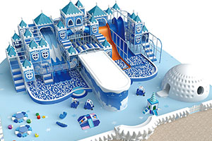 Customizable Theme Playground Castle For Sale Manufacturer