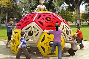 Playground Climbing Equipment - Kids Climbing Structures