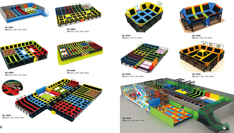 Commercial Theme Park Playground Equipment Manufacturer