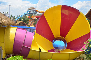 Theme Water Park Water Slide For Sale Playground Equipment