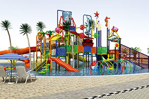 China Water Park Manufacturer - Water Park Equipment For Sale